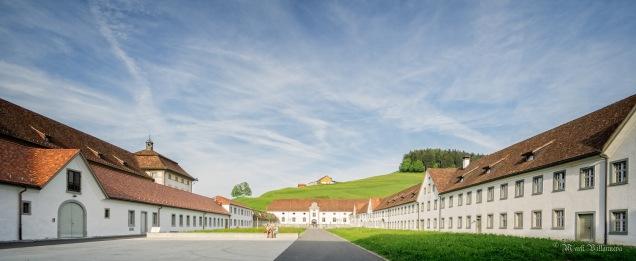 Einsiedeln Abbey Stables