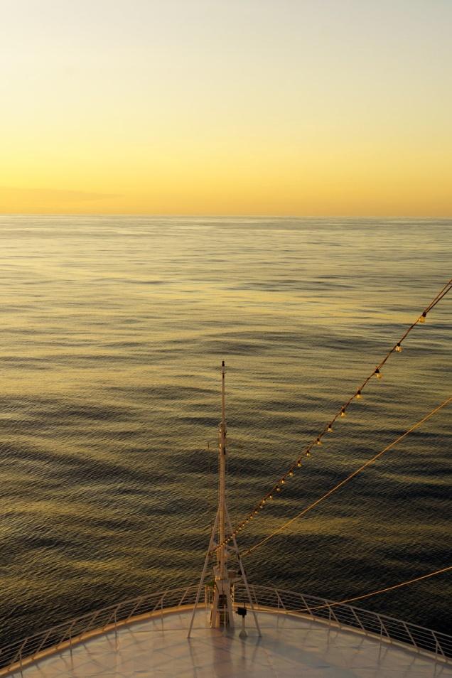 Tasmanian sea