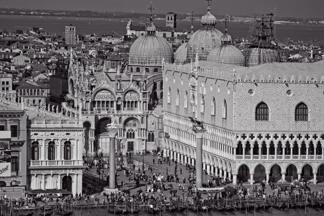 Venice in BW 2