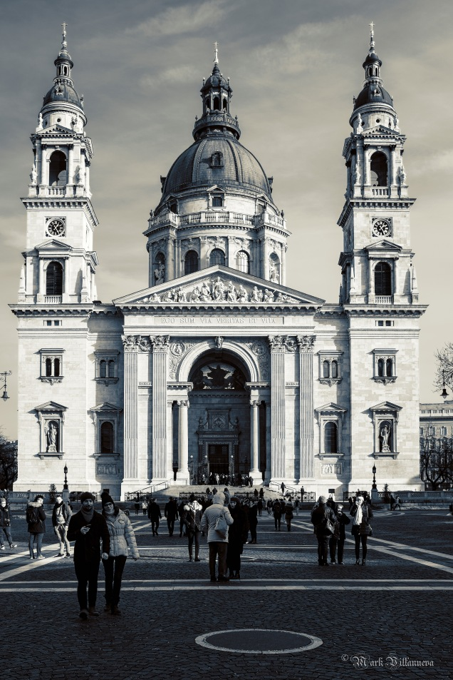 The Budapest Cathedral